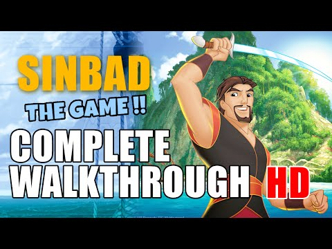 Sinbad: Legend of the Seven Seas - The Game - Full Walkthrough (HD)