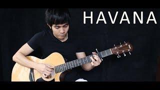 Havana - Camila Cabello + Carlos Santana's riff (fingerstyle guitar cover)
