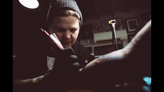 How To Get Started As A Tattoo Artist | Literary Ink Founder Jennifer Edge | High Level Clips