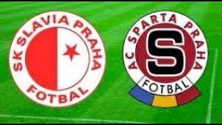 SK Slavia Praha Vs AC Sparta Praha  SEMIFINÁLE  MOL CUP živě