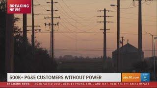 PG&E power shutoffs outrage a lot of people including Governor Gavin Newsom