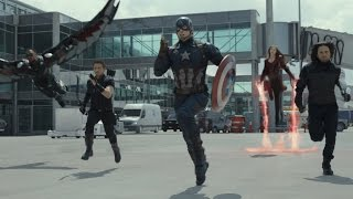 Captain America: Civil War - Trailer World Premiere