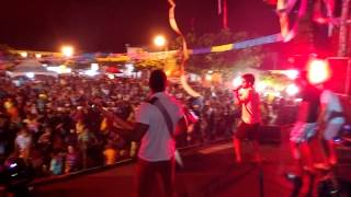 preview picture of video 'Mulekeiros Na pop 100 carnaval 2015 São Tomé/RN'