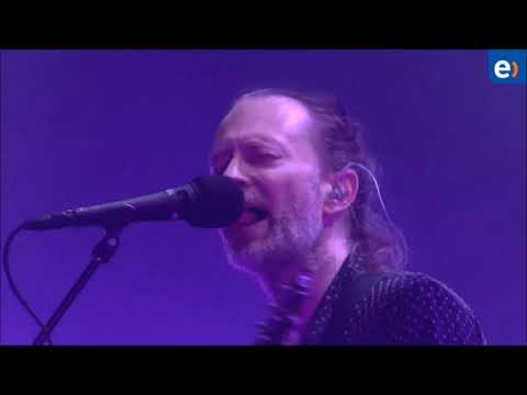 Radiohead - Reckoner live Chile 2018 (Festival SUE) 1080p HD