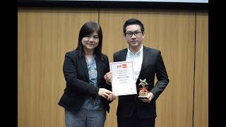 CAE Top Student, MBA Student of The University of Newcastle, Australia