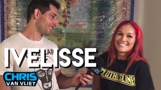 Ivelisse: Returning to WWE, wrestling Asuka, getting fired by Bill DeMott, Lucha Underground