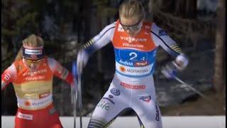 Women Relay 4x5 Km Seefeld 2019