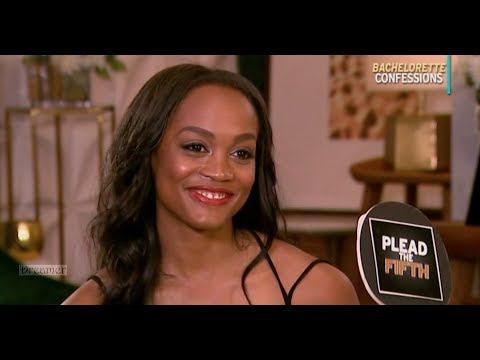 "The Bachelorette Rachel Lindsay ""Guilty, Not Gulity or  Plead The Fifth"""