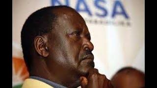 Uproar over leaked video of Raila Odinga