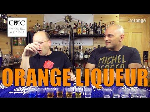 Exploration Series: Orange Liqueur Blind Tasting