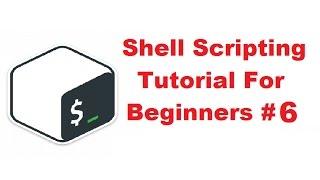 Shell Scripting Tutorial for Beginners 6 - File test operators