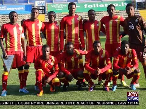Ghana Premier League - Joy Sports Today (14-5-18)