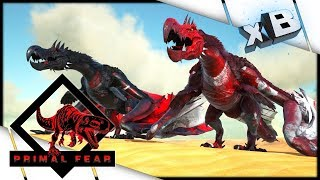Ark Primal Fear Spawn Commands