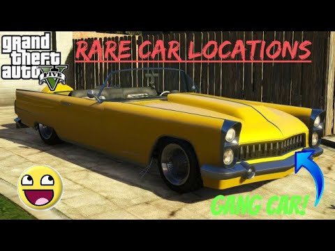 Madison : Gta 5 secret cars online