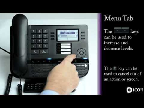 Alcatel-Lucent 8028 / 8029 Premium Deskphone on OXE - Demo and User Guide