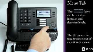 Alcatel-Lucent 8028 / 8029 Premium Deskphone Demo and User Guide