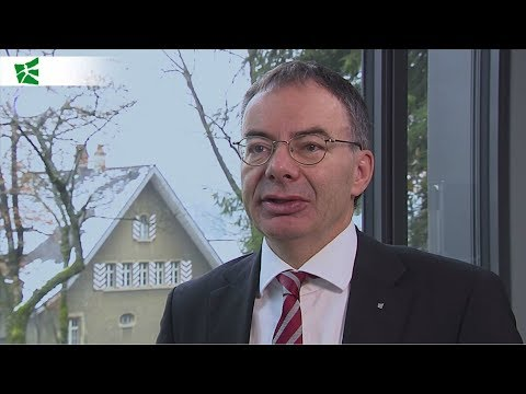 «Die Campuserweiterung ist elementar für die HSG.» Ein Gespräch mit Rektor Thomas Bieger.