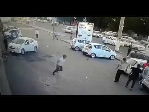 Массовая драка с поножовщиной произошла в Ташкенте