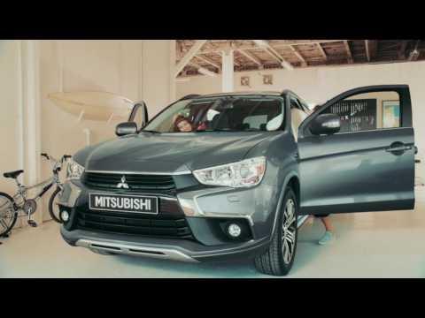 Mitsubishi  Asx Паркетник класса J - рекламное видео 1