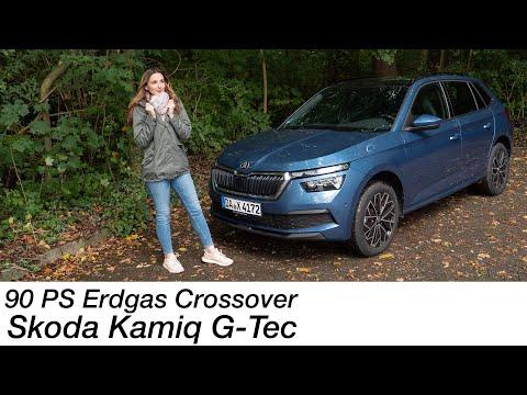 Larissa gibt Gas im Skoda Kamiq G-Tec mit 90 PS (180 Nm) / Girls Review [4K] - Autophorie