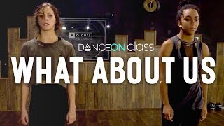 P!nk - What About Us Pt. 1   Brian Friedman Choreography   DanceOn Class