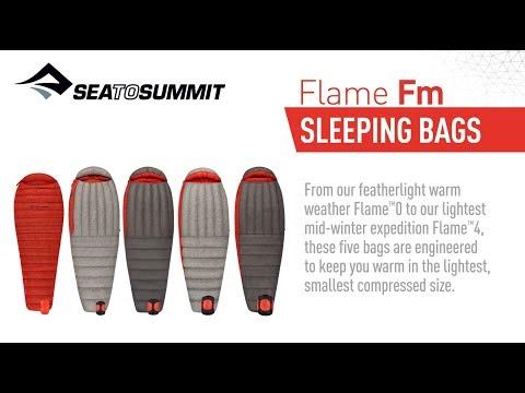 Sea To Summit Flame III Sleeping Bag (Women's)