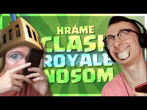 Hráme Clash Royale Nosom!