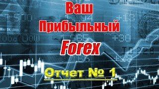 Ваш прибыльный Форекс - Отчет № 1
