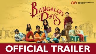 Bangalore Days - Official Trailer