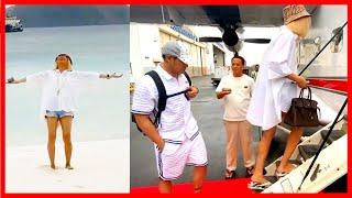 VICE GANDA ION Perez PRIVATE ISLAND HOLIDAY!