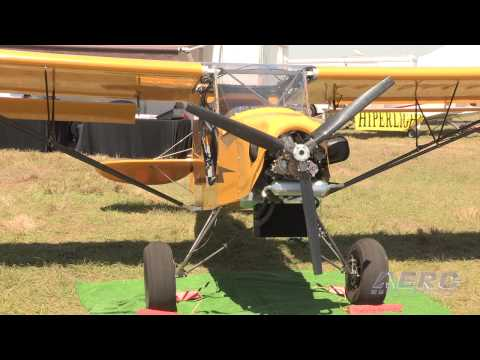 Aero-TV: FAR Part 103 Lives -- Belite Aircraft Reinvents the Cub