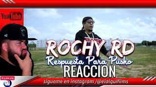 Rochy RD - Respuesta Para Pusho - REACCIÓN