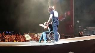 Foo Fighters - Everlong live @ Sziget Festival 2019.08.13