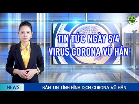 Tin tức dịch bệnh Covid-19 sáng ngày 05/4/2020