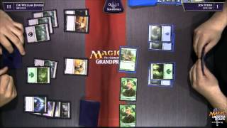 Grand Prix Atlanta 2014 - Semifinals