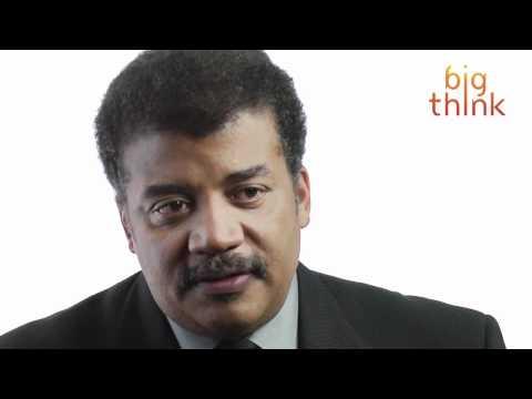 Neil deGrasse Tyson: Vědu máme v DNA