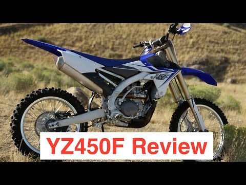Yamaha YZ450F Review-  4K – Off Road/Enduro Riding – Episode 103