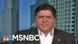 Illinois Governor: Trump Can't Send In Troops Without Being Called On | Morning Joe | MSNBC
