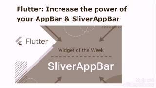 flutter sliver - Free video search site - Findclip Net