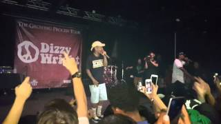 Dizzy Wright - Higher Learning Live Phoenix, AZ 6-30-15
