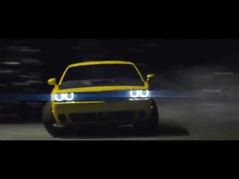 Video – Hellcat ile Pennzoil Airlift Drift