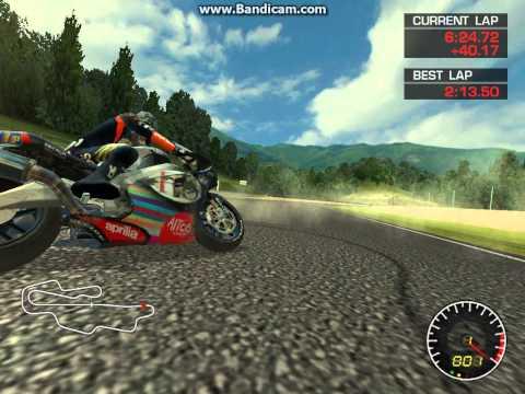 Gameplay de MotoGP: Ultimate Racing Technology 2