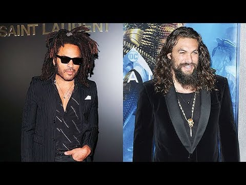 Lenny Kravitz Wishes His Ex Wife Lisa Bonet's Husband Jason Momoa Happy 41st Birthday & Twitter Chee