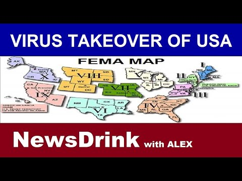 Opening  of FEMA Camps Begins