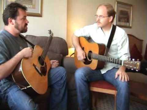 Dan Tyminski and Ron Block Guitar Techniques