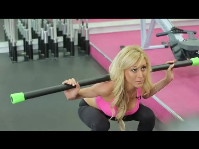 Full Low Bar Back Squat : Staying Fit & Strong