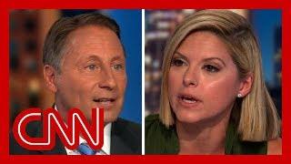 CNN host shuts down panelist over background checks