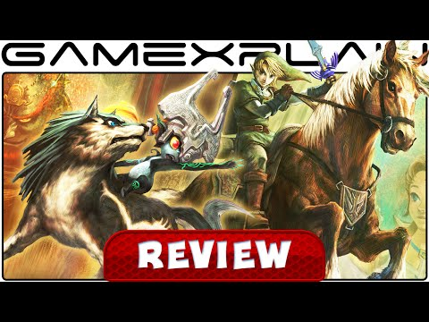 The Legend of Zelda: Twilight Princess HD - Video Review (Wii U) - YouTube video thumbnail
