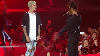 Justin Bieber Feat. Jaden Smith    Never Say Never LIVE AT MADISON SQUARE GARDEN (July, 19)