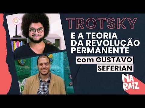 Trotsky e a profanação da revolução socialista (com Gustavo Seferian) | Na Raiz 27